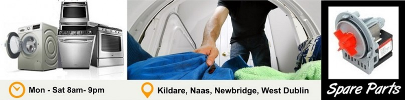 Appliance Repair Kildare, Nass, Newbridge, Tallaght, Clondalkin, Lucan from €60 call Dermot on 086 842 5709